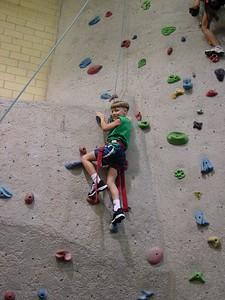 Connor Climbs
