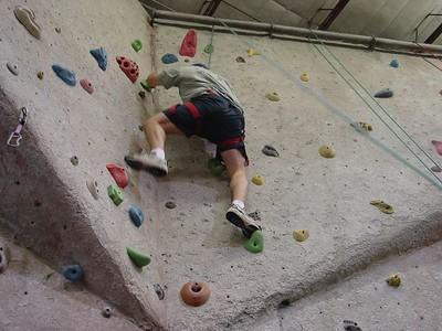 Dad Climbs 2