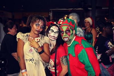 Spooky Santa Pub Crawl