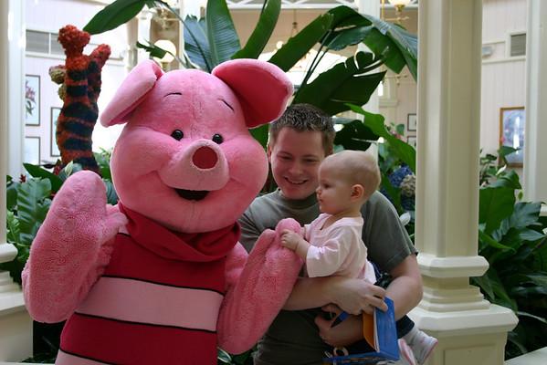 Thanksgiving 2004 - Disney World