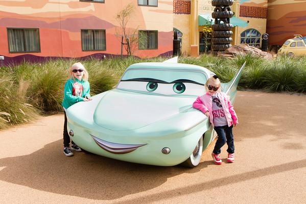 Thanksgiving 2013 - Disney World