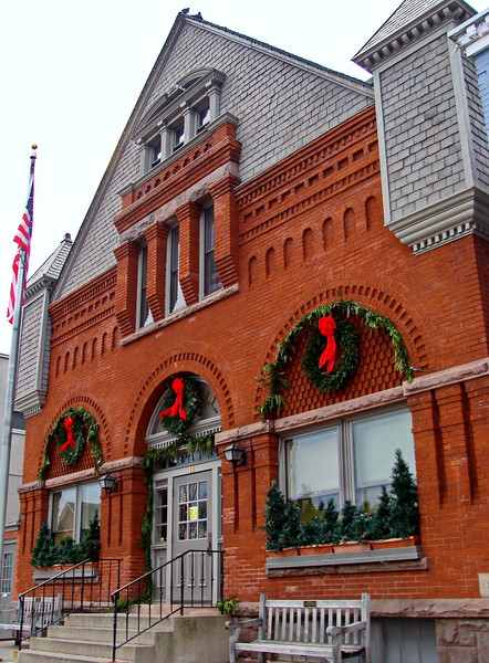 PIttsford Town Hall