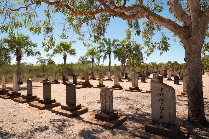 Japanese Cemetery, Broome