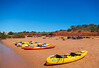 Kayaking in Broome