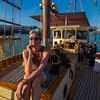 Evemimg cruise on Darwin Harbour