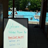 Debby High — For Montgomery Media<br /> Holiday House Pool opens for the season.