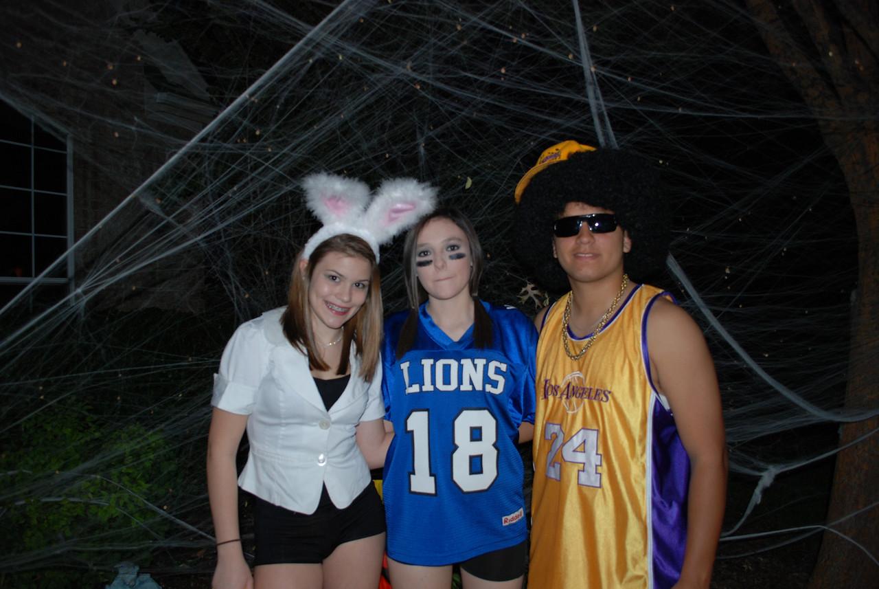 Lexi, Katelyn and Josh...where's my boy-boy?