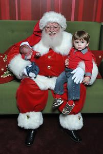 12, November 28:  Santa photos