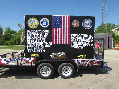 '14 Middlefield Memorial Day Parade