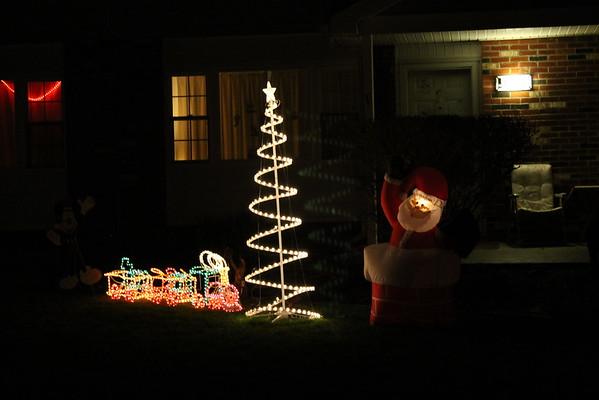'15 Middlefield Christmas Lights