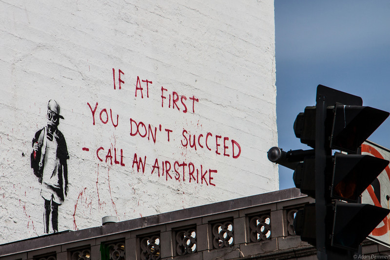 Graffiti in San Francisco