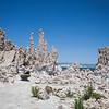 Stalagmites at Lake Mono, Bishop area