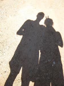 Shadow us.