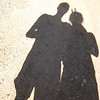 Shadow us.