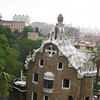 Parc Guell in Barcelona. Gingerbread anyone?
