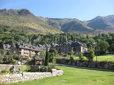 Taull - a very beautiful pyranees village