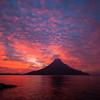 Sunset of Telendos