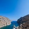 The bay at Vathy