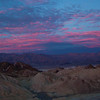Sunrise in Death Valley