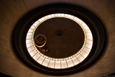 The La observatory pendulum clock