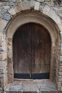 A little 11th century church in town