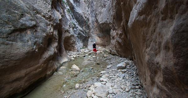 Cool Canyon at Abella de la Conca