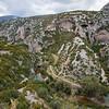Massive caves at Rodellar