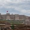 The grand fortress of Selçuk on Ayasoluk Hill