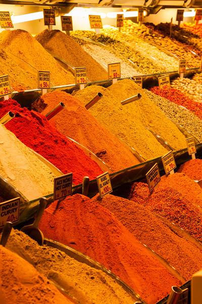 The Spice Bazaar Istanbul