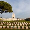 Lone pine manorial for the ANZAC troops