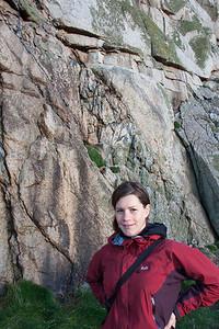 Cath at Bosigran