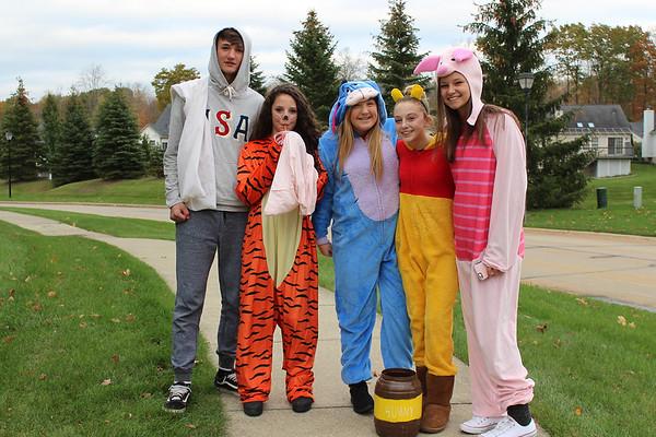 '17 Chardon Halloween Fun!