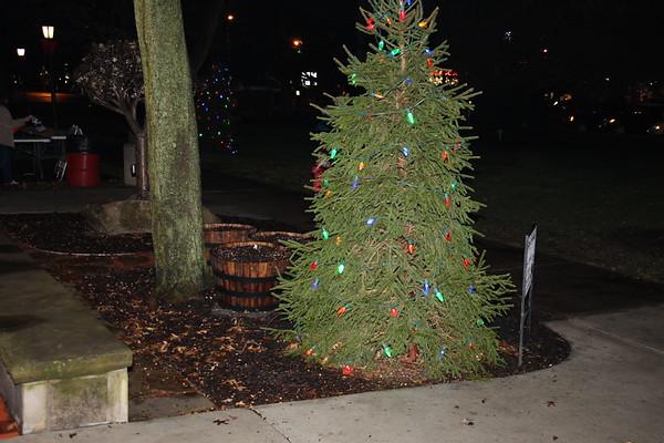 '17 Chardon Square Christmas Lighting