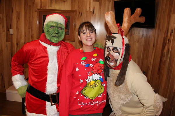 "'17 Middlefield ""Grinchly"" Christmas Fun!"