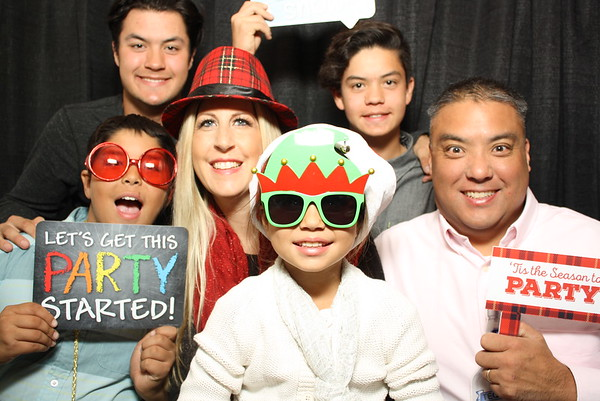 17th Annual Christmas Party - Individual Pictures