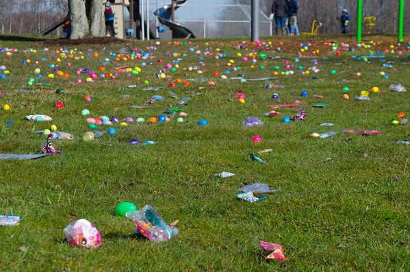 '18 Hambden Easter Egg Hunt Fun!