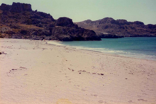 1984 Plakias - Crete