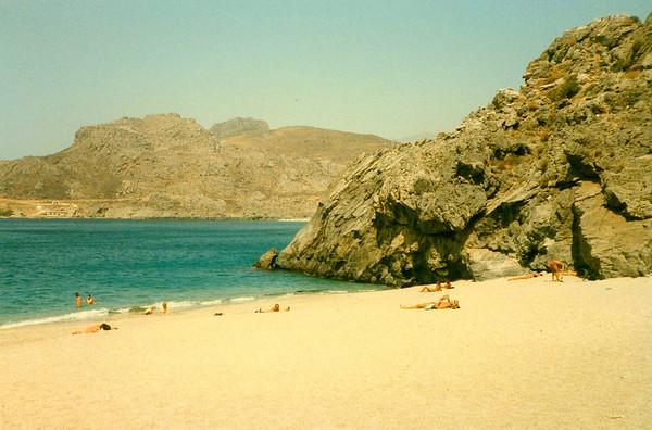 1985 Plakias - Crete
