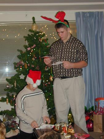 Christmas Eve @ The Coffee's - 2000
