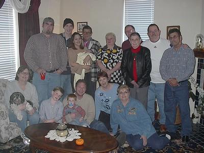 2003 Christmas & Thanksgiving