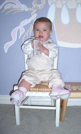 2003 Courtneys1st Birthday