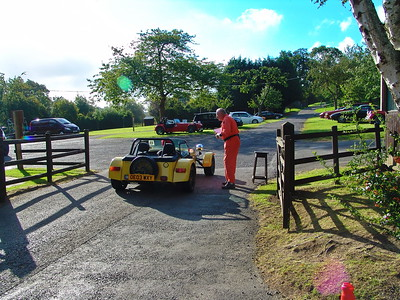 Roy Lane  Prescott Hillclimb Driving School