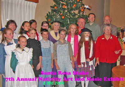 2004 Christmas Nativity & Art Festival