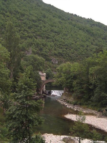 Pont sur la DOURBIE (34)