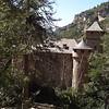 Chateau de la CAZE dans les Gorges du TARN