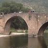 Pont sur le TARN, vers QUEYZAC (48)