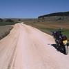 Route  dans le Causse MEJEAN vers AURES (12)