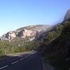 D 996 dans les Gorges de la JONTE