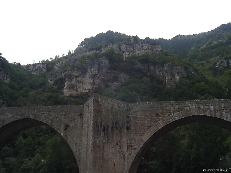 Pont de Sainte ENIMIE (48)