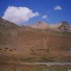 Montée vers le Col du GALIBIER depuis le col du LAUTARET